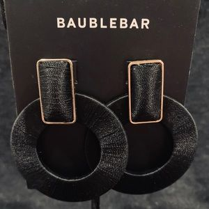 BaubleBar Jewelry - BaubleBar Emelda Hoop Earrings